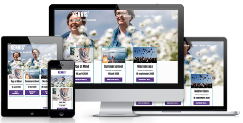 Een LEADZ Site is meer dan responsive