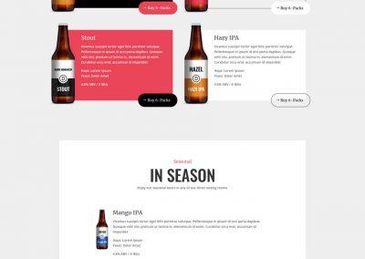 Brouwerij Shop Page