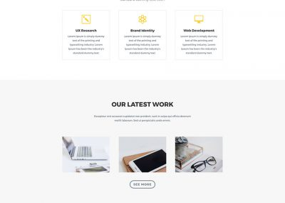 Design Studio Home Page