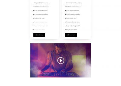 DJ Diensten Page