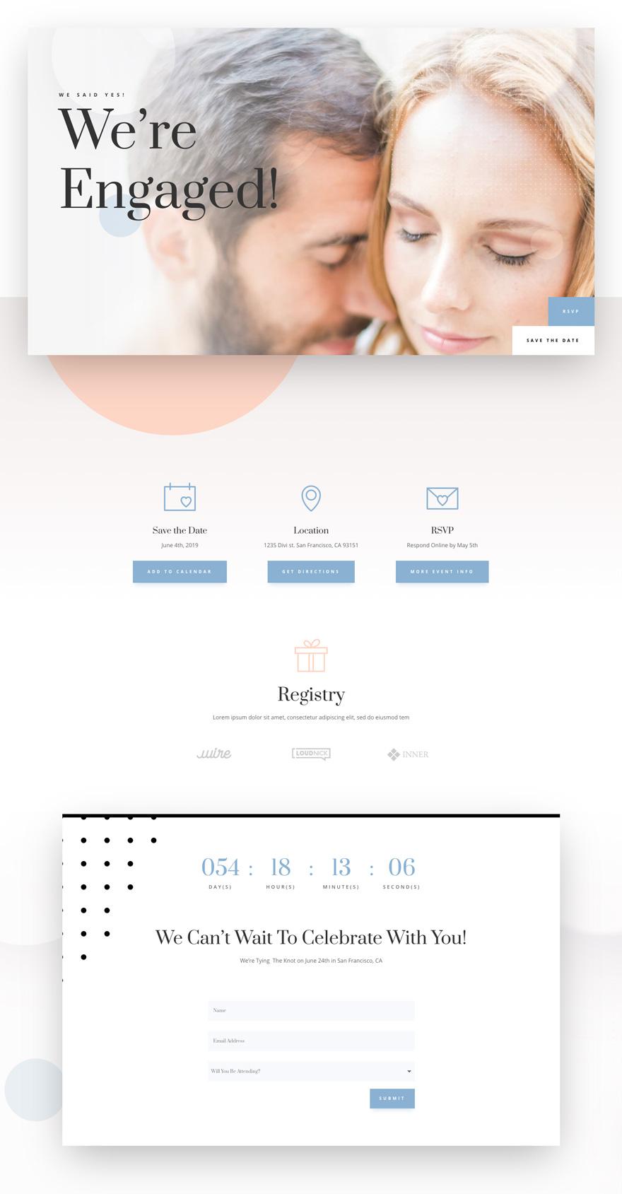 Huwelijk Home Page