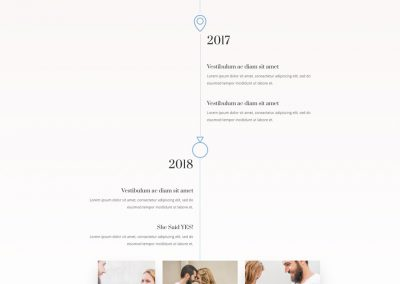 Huwelijk Story Page