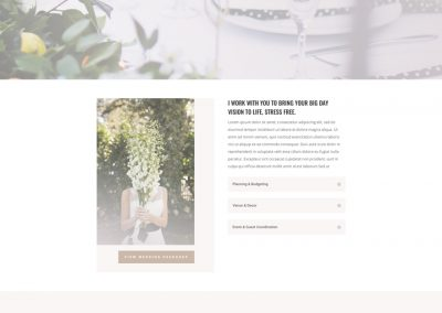 Weddingplanner Over ons